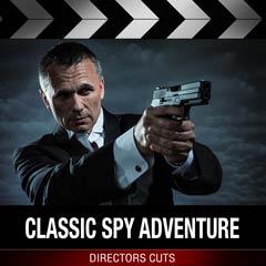 CLASSIC SPY ADVENTURE