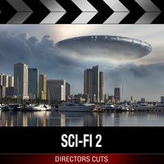 Album art for SCI-FI 2.
