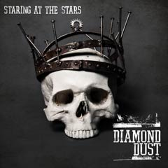 Album art for STARING AT THE STARS by DIAMOND DUST.