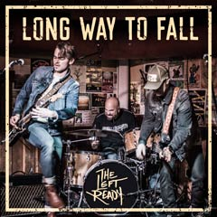 Album art for LONG WAY TO FALL by THE LEFT READY.