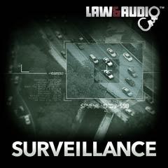 Album cover of SURVEILLANCE
