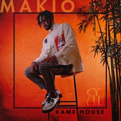 Album art for KAME HOUSE by MAKIO.