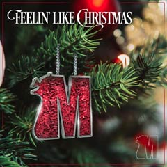 Album art for FEELIN' LIKE CHRISTMAS.