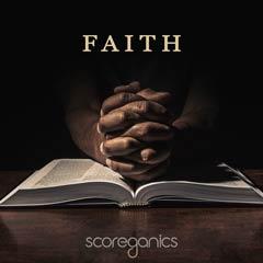 Album art for the SCORE album FAITH.