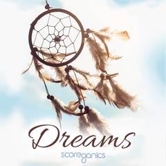 Album art for the ATMOSPHERIC album DREAMS.