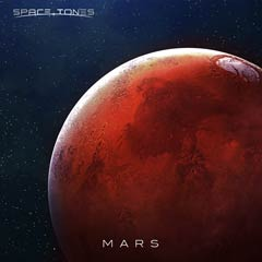 Album art for the SCORE album MARS.