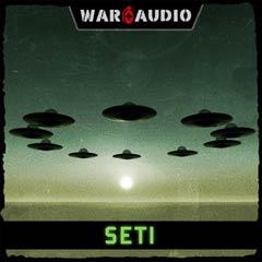 Album art for the SCORE album SETI.