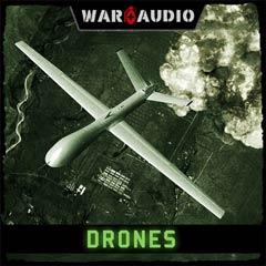 Album art for DRONES.