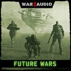 Album art for FUTURE WARS.