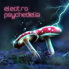 Album art for the ELECTRONICA album ELECTRO PSYCHEDELIA.
