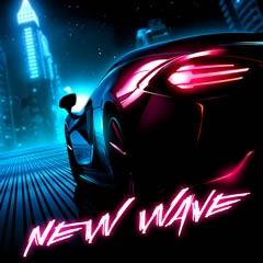 Album art for the ROCK album NEW WAVE.