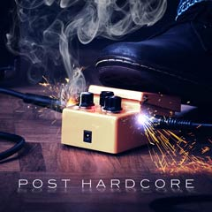 Album cover of POST HARDCORE
