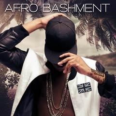 Album art for the R&B album AFRO BASHMENT.