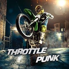Album cover of THROTTLE PUNK