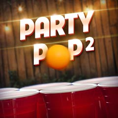 Album art for the POP album PARTY POP 2.