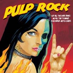 Album cover of PULP ROCK