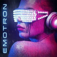 Album art for the POP album EMOTRON.