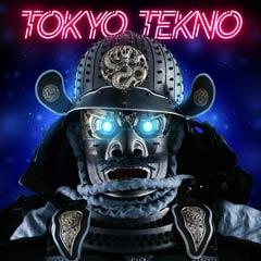 Album art for the ELECTRONICA album TOKYO TEKNO.