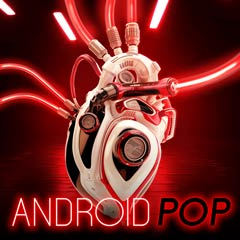 Album cover of ANDROID POP