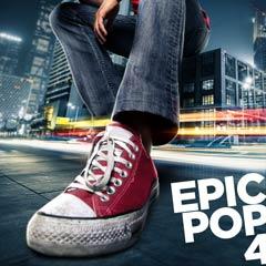 Album art for the POP album EPIC POP 4.