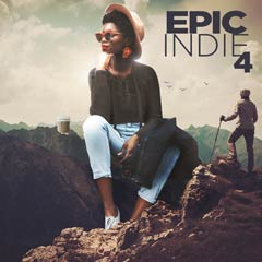 Album art for the POP album EPIC INDIE 4.