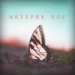 Album art for WHISPER POP.