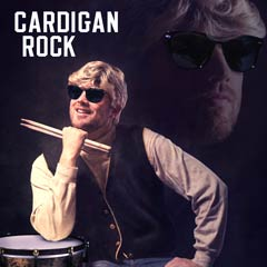 Album art for CARDIGAN ROCK.
