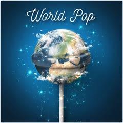 Album art for WORLD POP.