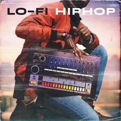 Album art for LO-FI HIP HOP.