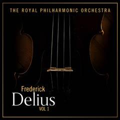 Album art for the CLASSICAL album DELIUS VOL 1.