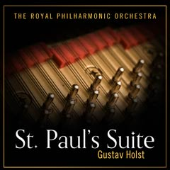 Album art for the CLASSICAL album ST PAUL'S SUITE.
