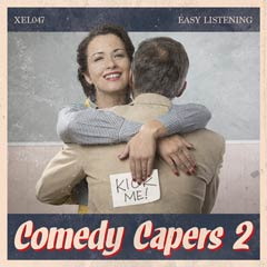Album cover of COMEDY CAPERS 2