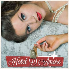 Album art for HOTEL D'AMORE.