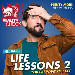 Album art for LIFE LESSONS 2.