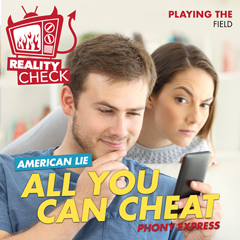 Album art for ALL YOU CAN CHEAT.