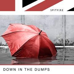 Album art for the SCORE album DOWN IN THE DUMPS.