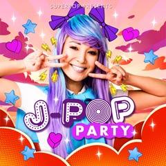 Album cover of J-POP PARTY