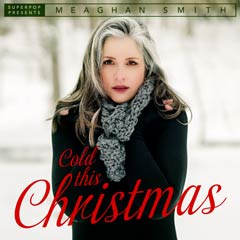 Album art for COLD THIS CHRISTMAS by MEAGHAN SMITH.
