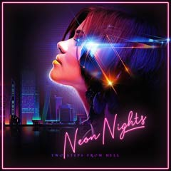 Album art for NEON NIGHTS by TWO STEPS FROM HELL.