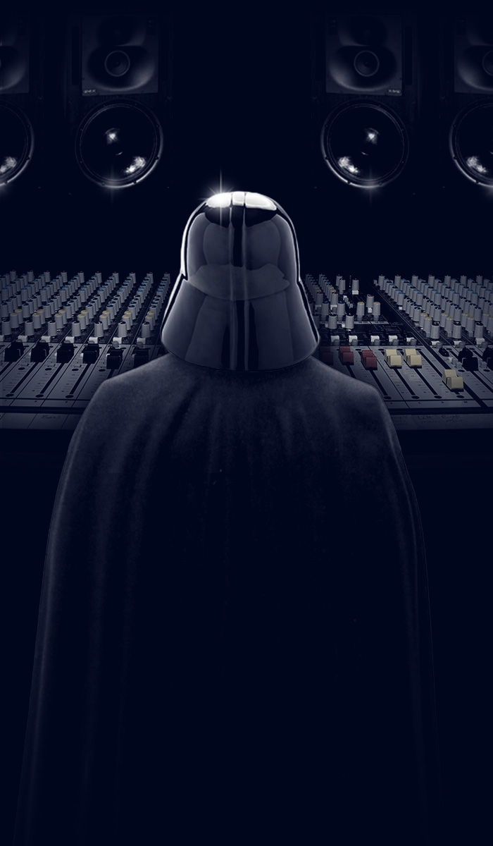 Image for DARTH FADERS