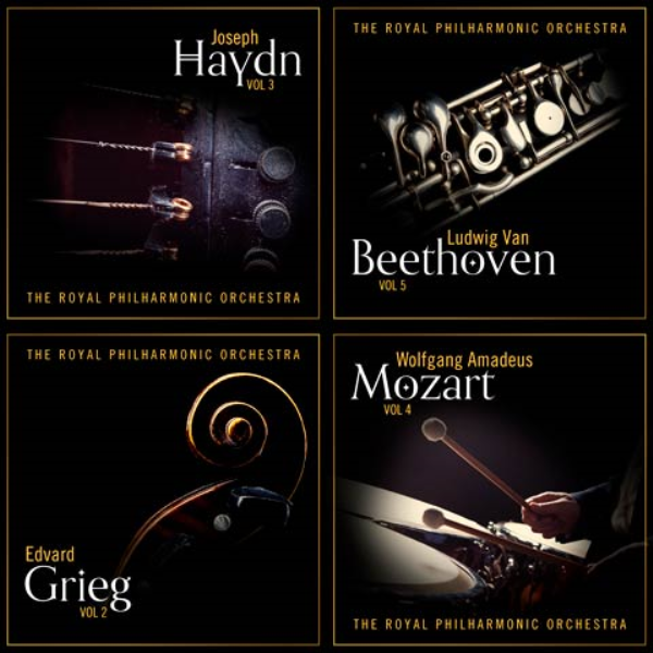 Playlist artwork of CLASSICAL HITS