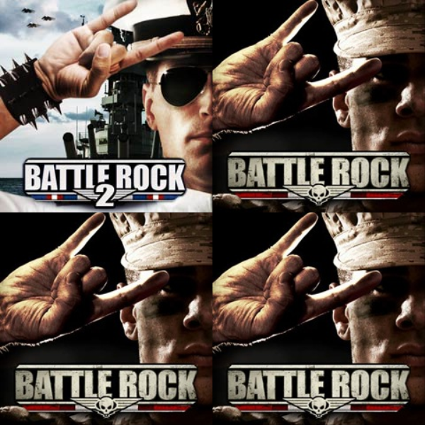 BATTLE ROCK