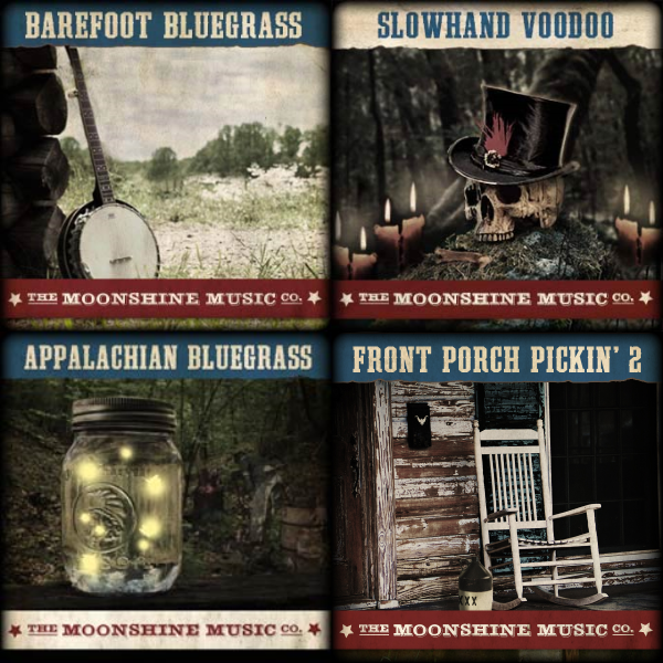 Playlist artwork of BLUEGRASS