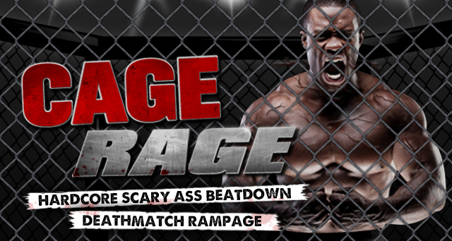 Playlist artwork of CAGE RAGE
