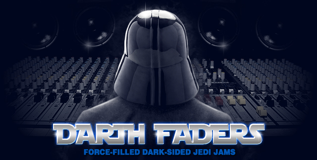 Playlist artwork of DARTH FADERS