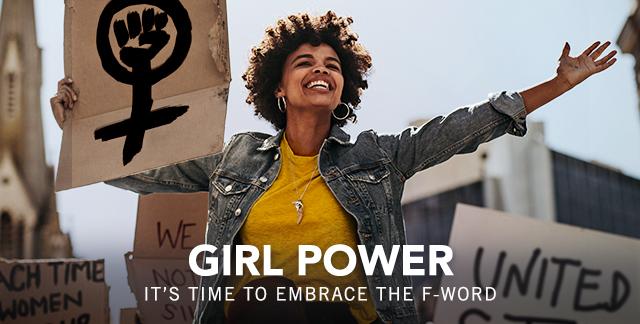 Album art for GIRL POWER.
