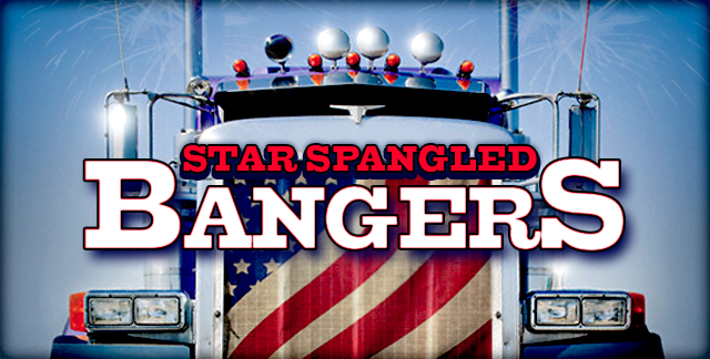 Album art for STAR SPANGLED BANGERS.