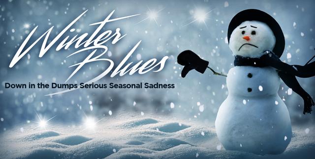 Album art for WINTER BLUES.