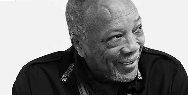 Art for QUINCY JONES.