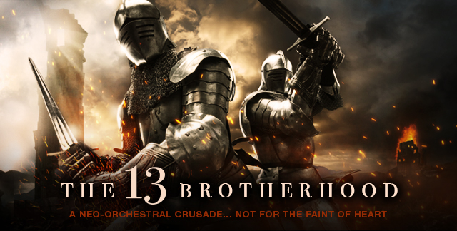 Art for THE 13 BROTHERHOOD.